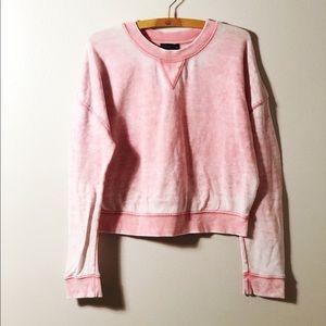TopShop Acid awash  Sweatshirt